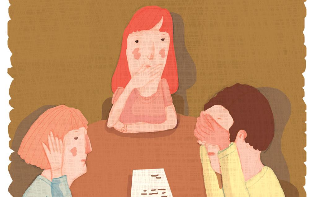 Krav om omdømmebygging må ikke gå på bekostning av ytringsfriheten, skriver Merethe Paulsen Blomstervik, leder i Utdanningsforbundet Brønnøy. Ill.: Tone Lileng