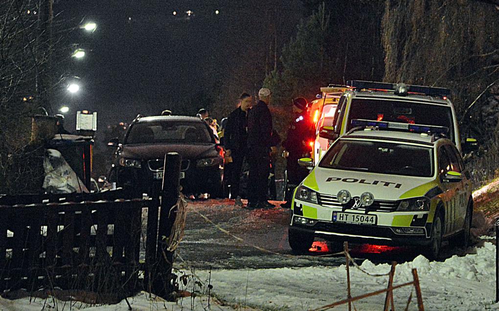 En 16 år gammel jente ble knivstukket og drept på Vinstra i Nord-Fron kommune i Oppland onsdag ettermiddag. Foto: Bård Bårdløkken / NTB scanpix