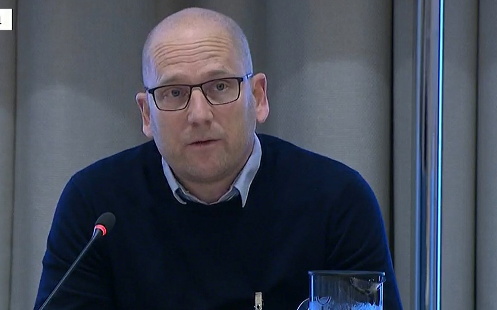 – Dommen svarer ikke på alle spørsmåla vi har rundt bruken av koden for pedagogisk leder, sier Steffen Handal, som vil diskutere dommen i Arbeidsretten med KS. Foto: Stortinget