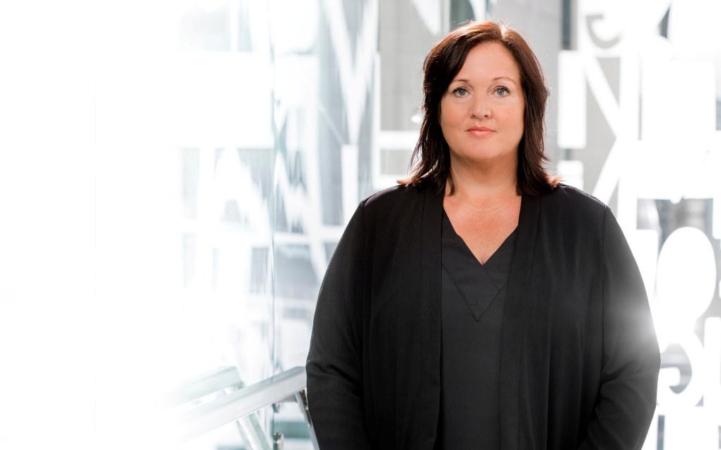 – Nå blir det godt å få på plass nye koster i Utdanningsetaten, sier Aina Skjefstad Andersen, leder i Utdanningsforbundet Oslo. Arkivfoto: Tom-Egil Jensen
