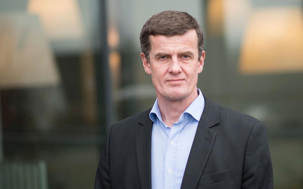 Klaus Mohn (54) blir ny rektor ved Universitetet i Stavanger fra 1. august 2019. Foto: UiS/Asbjørn Jensen