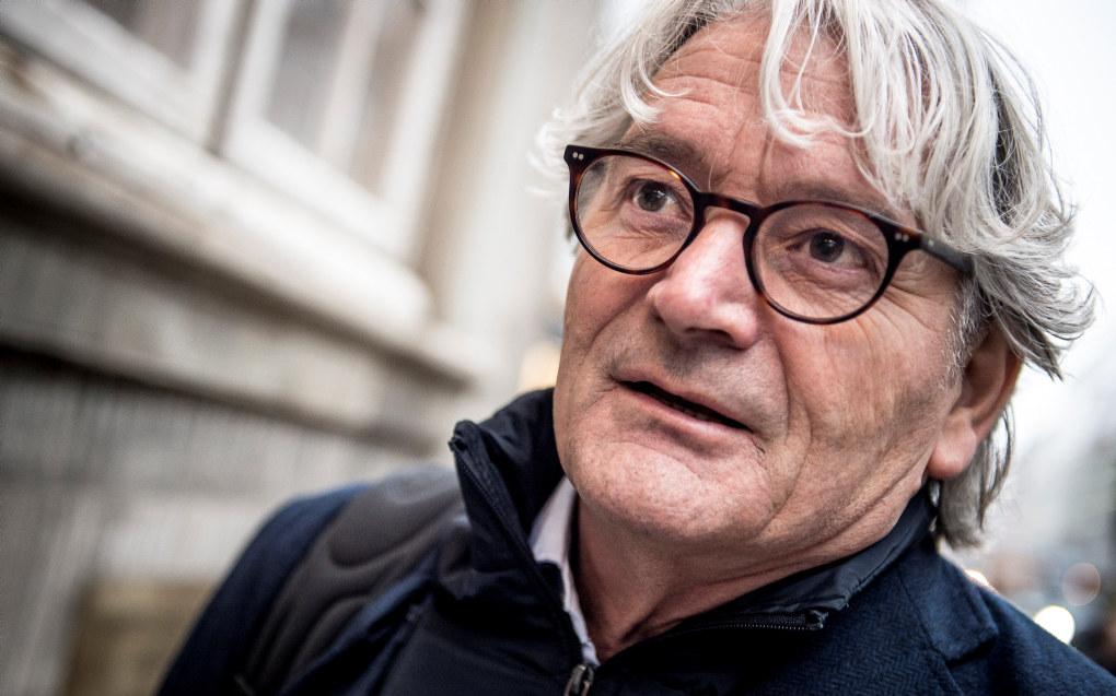 Erik Schmidt mener advarselen han fikk var et overgrep mot læreres ytrings og åndsfrihet. Foto: Mads Claus Rasmussen/Ritzau Scanpix