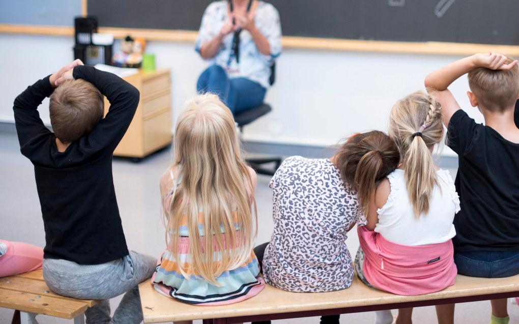 – Seksåringane bør få ein god og positiv start som skaper lærelyst, sjølvstende og oppleving av meistring, skriv Sigmund Sunnanå.