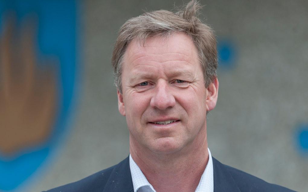 Rådmann i Røyken kommune i Buskerud, Per Morstad, mener han budsjettet for neste år er forsvarlig, men stramt. Foto. Morten Flaten