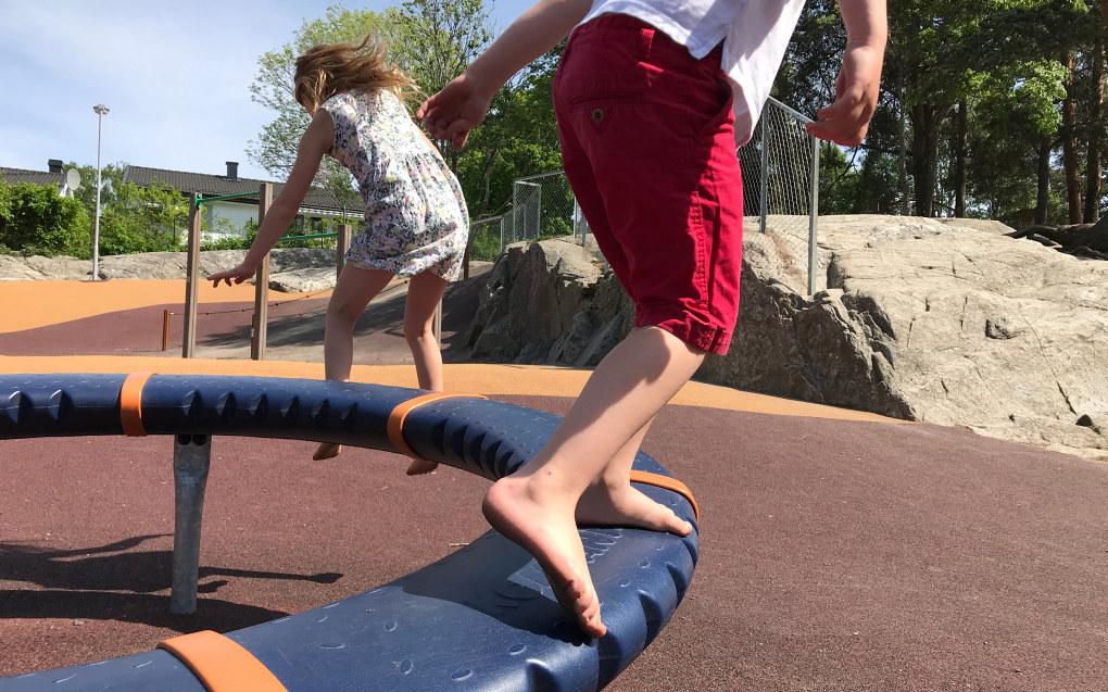Politikerne vil ikke ha krav om fysisk aktivitet i skolen. Ill.foto: Paal Svendsen