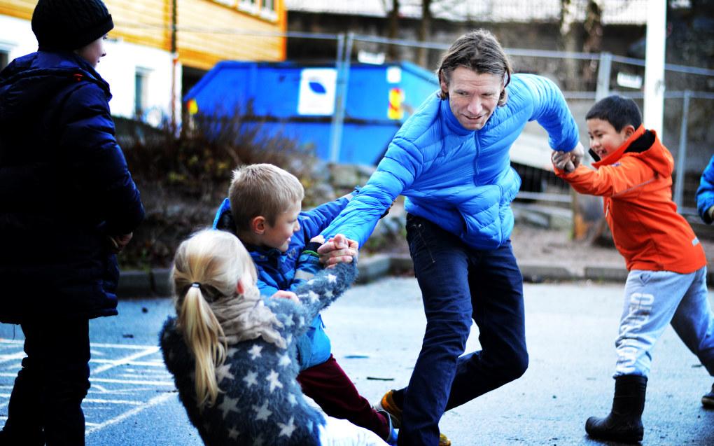 Aps oppvekstutvalg vil gjøre skolefritidsdordningen over hele landet om til aktivitetsskole, noe som vil innebære nasjonale krav til kvalitet, krav og pris. Ill. foto: Kari Oliv Vedvik