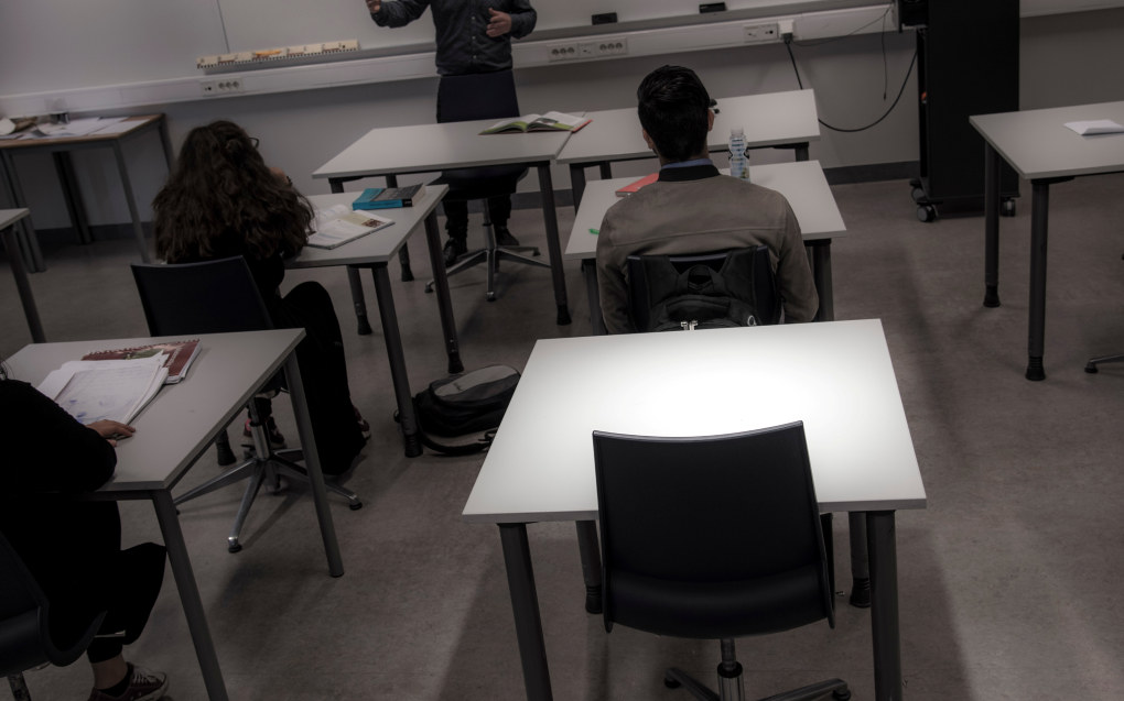 - Rapporten synliggjør behovet for en justering av fraværsgrensa, sier SVs utdanningspolitiske talskvinne, Mona Fagerås. Arkivfoto: Utdanning