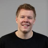 Bilde: Ruben Amble Hirsti, nestleder 2017/2018 og 2018/2019.