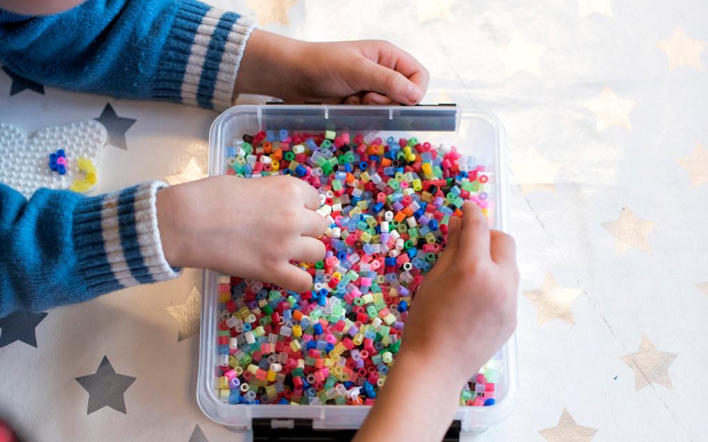 Sikkerhet og hygiene er blant punktene flere barnehager bør bli bedre på, viser en undersøkelse blant norske barnehager. Arkivfoto: Utdanning