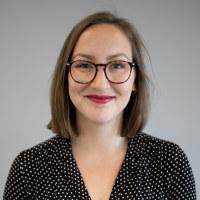 Bilde: Hanna Louise Price-Stephens, arbeidsutvalgsmedlem i Pedagogstudentene 2018/2019.