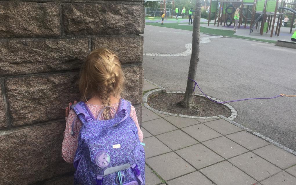Tallet på innmeldte mobbesaker øker, og i de fleste tilfellene konkluderer Fylkesmannen med at skolen ikke har gjort nok. Ill. foto: Paal Svendsen