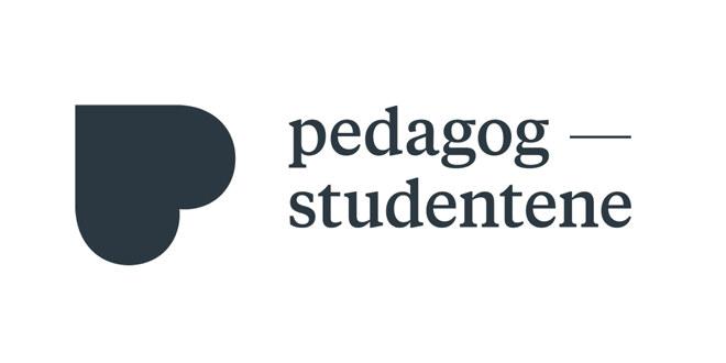 Bilde: Pedagogstudentenes logo.