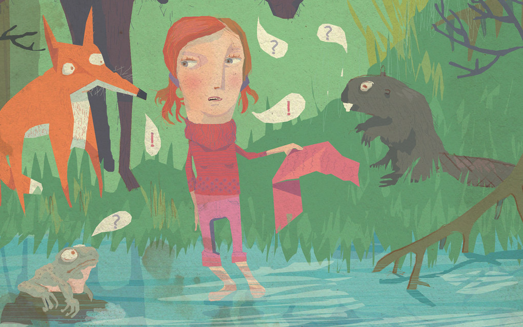 Når test og terapi blir sentralt i vår omgang med barn – kvar blir det då av læraren? Ill.: Tone Lileng