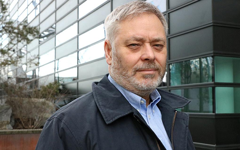 YS-leder Erik Kollerud mener det er arbeidstakernes tur til å ta ut sin del av verdiskapingen. Foto: YS