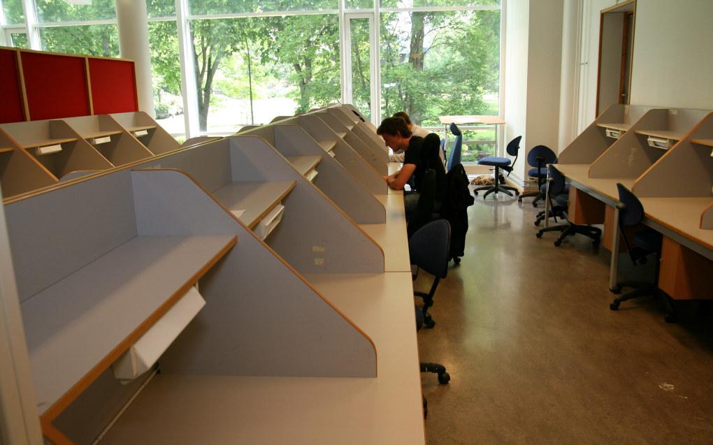 – Søkningen til lærerutdanningen var god i år, det var imidlertid ikke fremmøtet ved lærerutdanningene for trinn 1-7 i Nord-Norge, skriver Karl Øyvind Jordell. Ill.foto: Inger Stenvoll