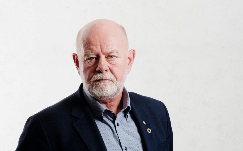 – Unio og Utdanningsforbundet brukar alle nasjonale arenaer der organisasjonane drøftar pensjon med styresmaktene for å argumentere mot underreguleringa av pensjonen med 0,75 %, skriv Terje Skyvulstad, nestleiar i Utdanningsforbundet. Foto: UDF.