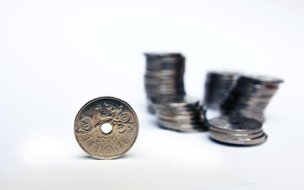 Lønnsveksten for kommunalt ansatte var i gjennomsnitt 2,9 prosent i fjor, viser rapporten fra Teknisk beregningsutvalg, som er med på å legge premissene for vårens lønnsoppgjør. Samtidig økte konsumprisene med 2,7 prosent. Ill. foto: Jørgen Jelstad