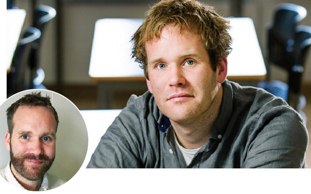 Martin Mathiesen er fortsatt lærer, men jobber også som skoleplanlegger i Norconsult. Foto: Bo Mathiesen/privat