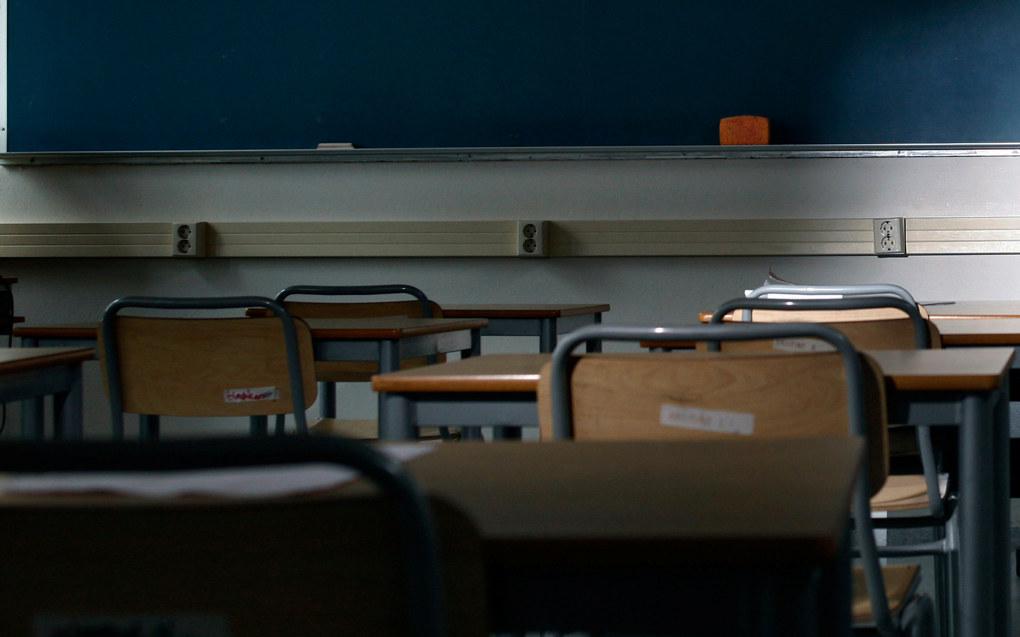 – Det er en økende grad av vold og trusler mot lærere i Tromsø-skolen, sier leder av Utdanningsforbundet i Tromsø, Rune Bakkejord. Foto: Tom-Egil Jensen