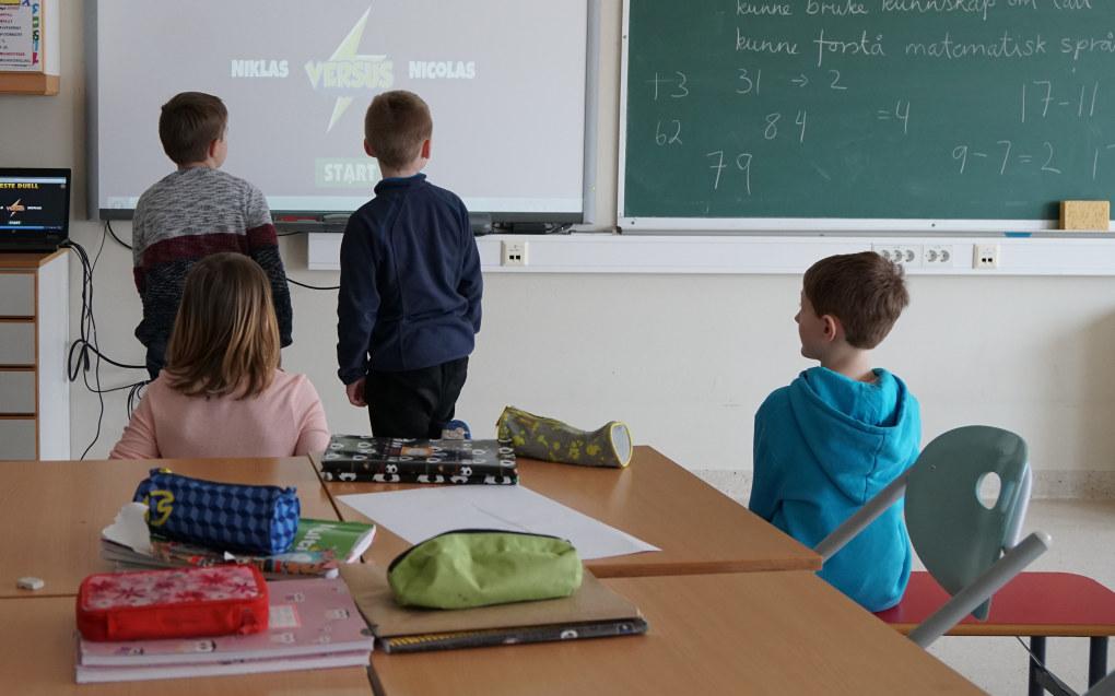 Danske forskere har funnet feil i et stort amerikansk skoleeksperiment. Foto: Erik M. Sundt
