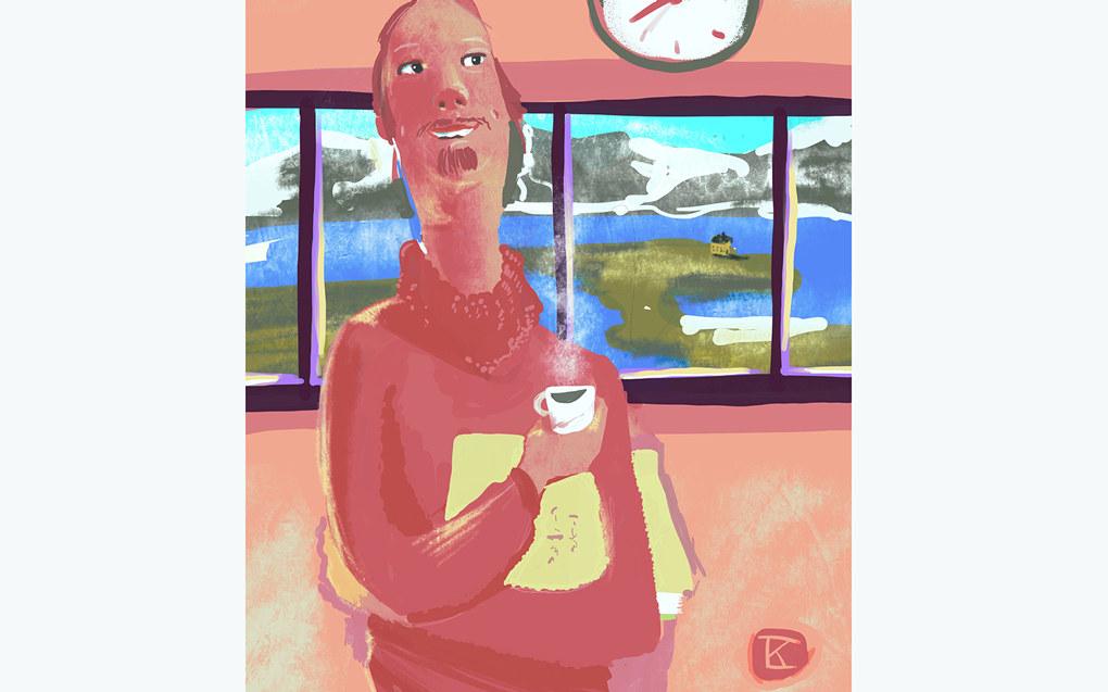 Desentralisert allmenn lærerutdanning framsto etter forbausende kort tid som et fullverdig og spennende alternativ til den vanlige studiemodellen, skriver Eivind Bråstad Jensen. Illustrasjon  Tone Lileng   | post@tonelileng.no