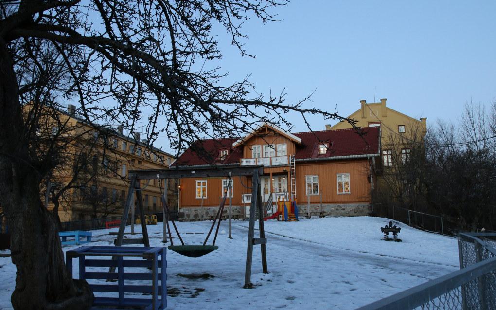 Økonomiske tilsyn avdekket at de tidligere eierne av Torshovhagen barnehage i Oslo hadde brukt millioner av kroner i strid med barnehageloven. Regnskapen var godkjent av revisor. Arkivfoto: Jørgen Jelstad.