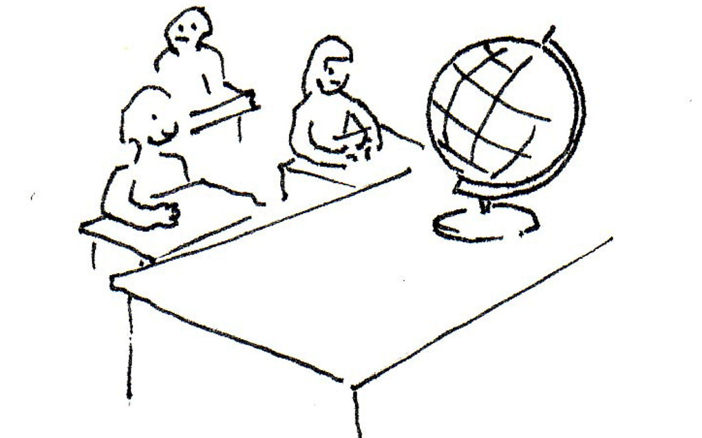 - Å bruke aktivt dei største utfordringane vi har i samtida som fagleg bakteppe er noko av det mest ansvarlege og relevante vi kan gjere i dag, skriv Roar Ulvestad. Ill: Wikimedia Commons / Oshifima