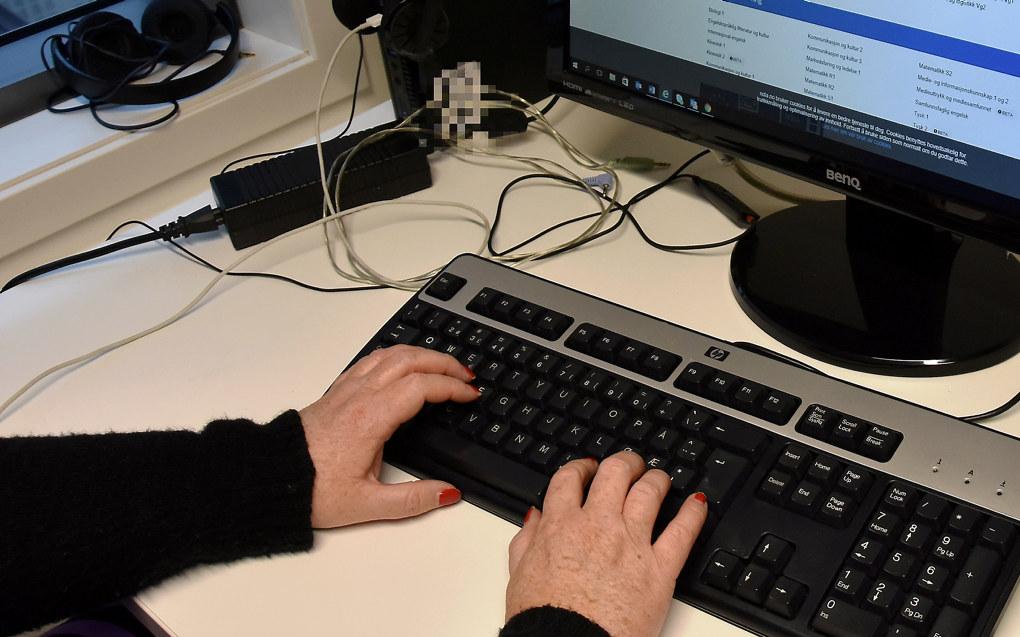 - For mannen i gata kan det virke som om PP-rådgivere tilbringer 80 prosent av tiden over tastaturet og skriver lange avhandlinger. Noe som ikke stemmer, skriver Karoline Viken.  Ill.foto: Snorre Schønberg