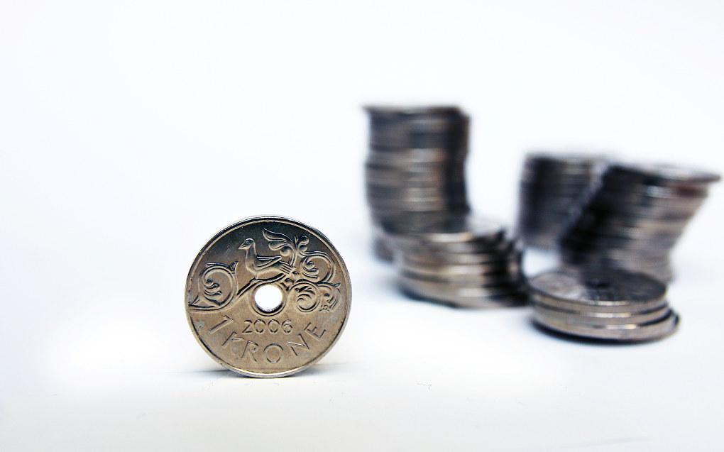 Forfatteren av en ny rapport ønsker å begrense barnehagenes mulighet til å investere lånte penger i ting som aksjer og eiendom. Illustrasjonsfoto: Jørgen Jelstad.