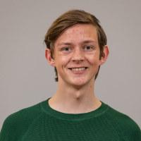 Profilbilde av Magnus Dybdahl, medlem av Pedagogstudentenes arbeidsutvalg 2019/2020
