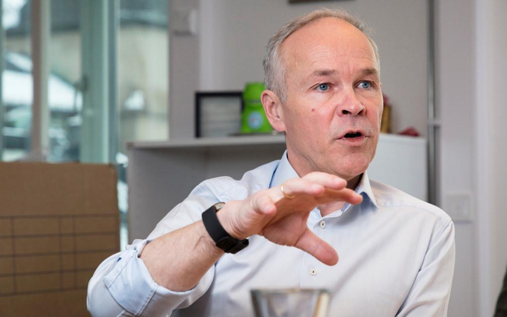 – Det spesialpedagogiske tilbudet til barn og unge er for dårlig, mener kunnskapsministeren. Nå foreslår han å bruke 15 millioner på nytt pilotprosjekt. Foto: Werner Juvik