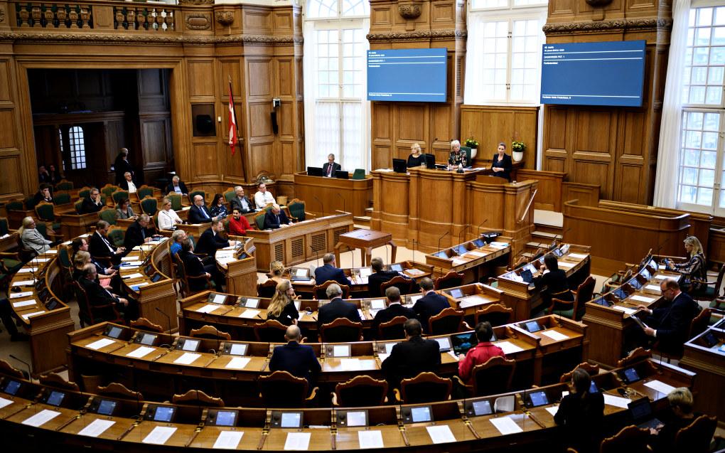 Flere lærere stiller til valg for ulike partier når danskene har folketingsvalg 5. juni. Foto: Philip Davali/Ritzau Scanpix