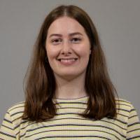 Profilbilde av Maiken Katarina Salamonsen, medlem av Pedagogstudentenes arbeidsutvalg 2019/2020