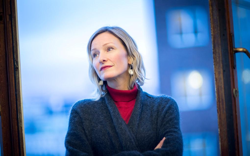 Å gjøre noe med vold og trusler er et samfunnsansvar, et systemansvar og et lederansvar, sa Inga Marte Thorkildsen på årsmøtet til Utdanningsforbundet Oslo. Arkivfoto: Bo Mathisen