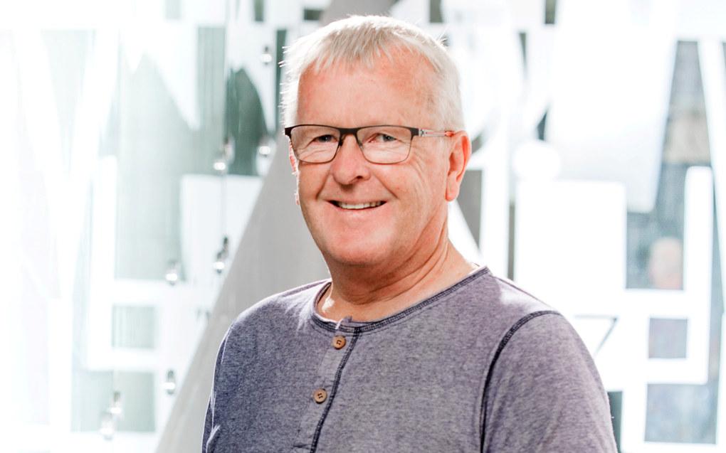 Vi blir ikke veldig stor, men vi blir selvfølgelig betydelig større enn det vi er hver for oss i dag, sier Ottar Stordal, som er inne i sin siste dag som fylkesleder for Utdanningsforbundet Aust-Agder. Arkivfoto: Utdanning