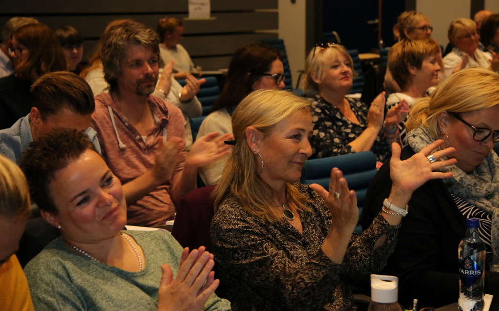 Årsmøtet i Utdanningsforbundet Hordaland kvessa