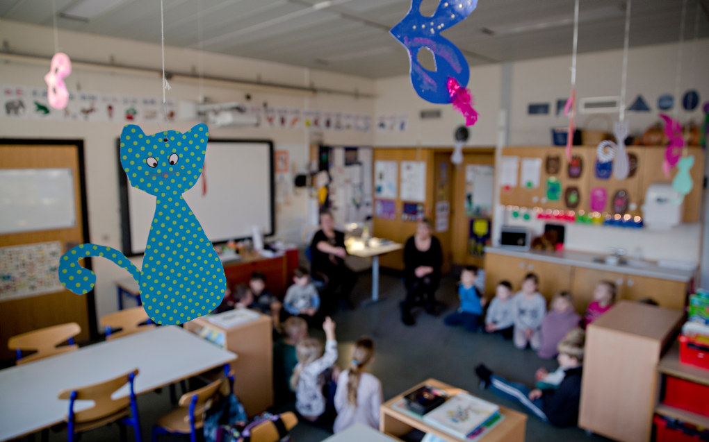 Ferske SSB-tall viser at mange med lærerutdanning ikke arbeider med undervisning i grunnskole eller videregående. Foto: Kristian Ridder-Nielsen