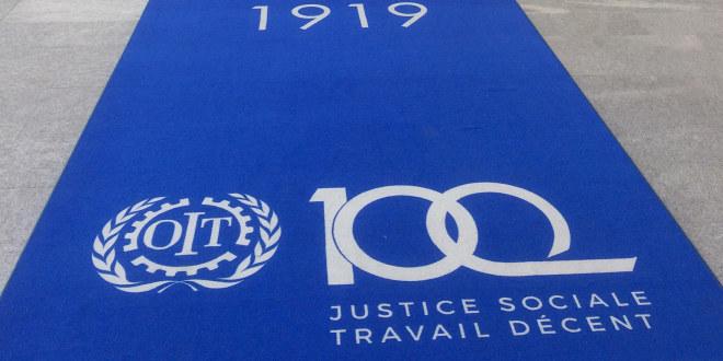 ILO-konferansen 100 år