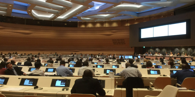 ILO-konferansen i Geneve