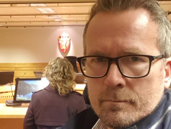 Geir Røsvoll, leder Utdanningsforbundet Trøndelag