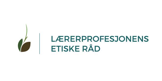 Logo for Lærerprofesjonens etiske råd
