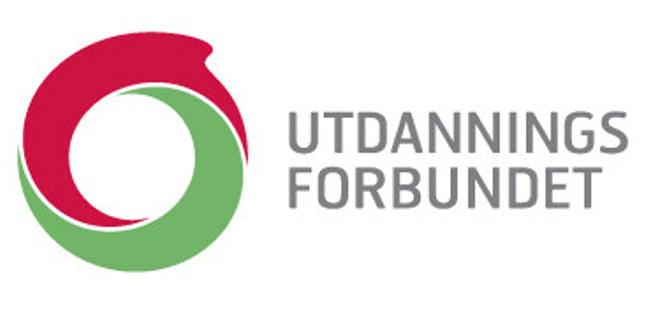 Utdanningsforbundets logo.