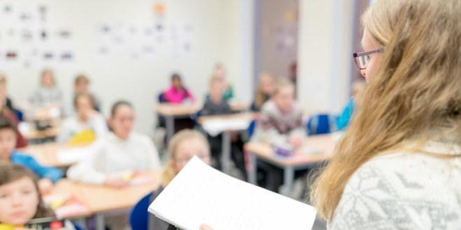 Illustrasjonsfoto av undervisning