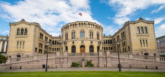 Bilde av Det norske storting