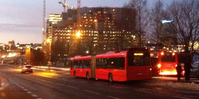 Buss busstreik