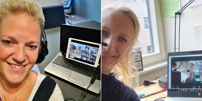 Lærerrommet episode 55 med Heidi Gilje fra Aursmoen barnehage i Aurskog Høland kommune og Hilde Dybvik, førstelektor ved Institutt for barnehagelærerutdanning ved Oslomet