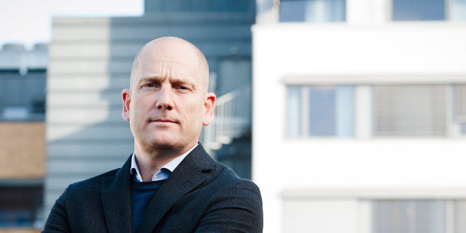 Steffen Handal, leder i Utdanningsforbundet 2020–2023 (leder 2016–2019, 2. nestleder 2013–2015).