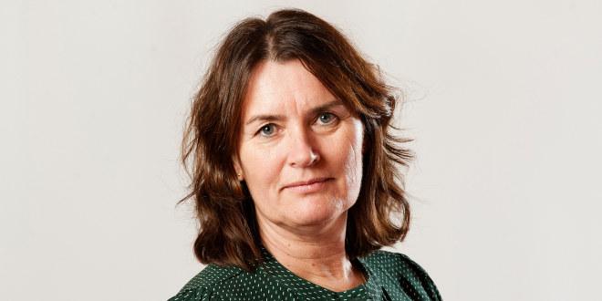 Hege Valås, 2. nestleder i Utdanningsforbundet 2020–2023, (2. nestleder i Utdanningsforbundet 2016–2019, Sentralstyremedlem 2013–2015). Bildet er tatt i november 2019.