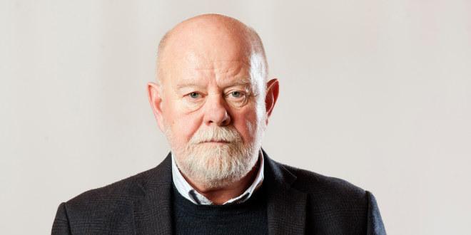 Terje Skyvulstad, 1. nestleder i Utdanningsforbundet 2020–2023 (1. nestleder i Utdanningsforbundet 2016–2019 og 2013–2015). Bildet er tatt i november 2019.