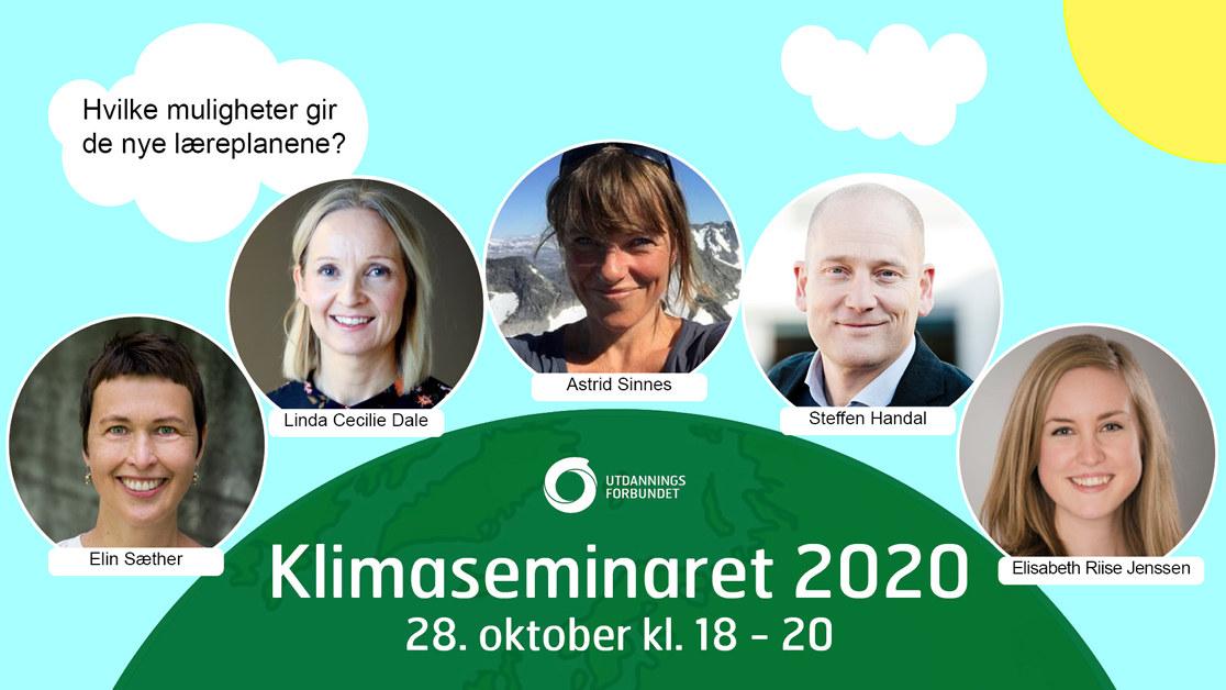 Klimaseminaret 2020